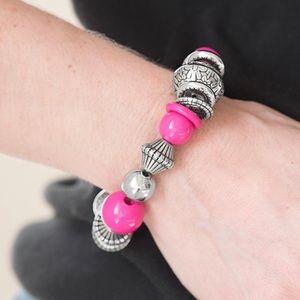 Jewelry - Pink Stretchy Bracelet